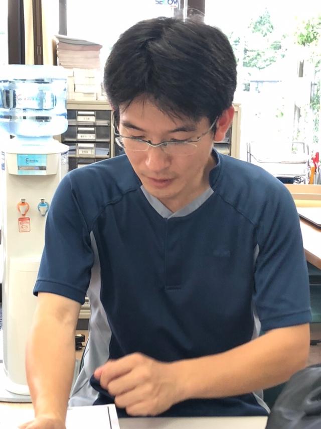 田中井洋一/30代